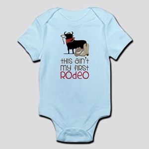 My First Rodeo Infant Bodysuit