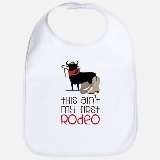 My First Rodeo Bib