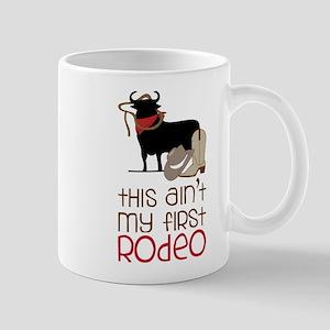 My First Rodeo Mug