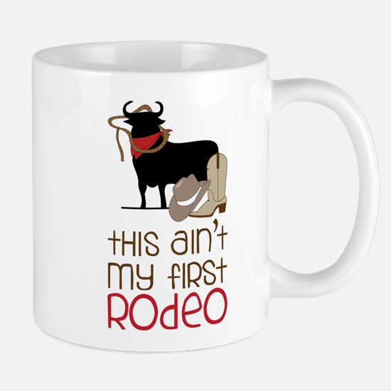 My First Rodeo Mug