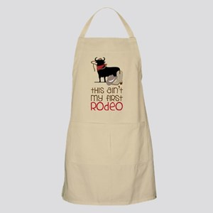 My First Rodeo Apron