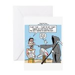 Here Today ... Greeting Card