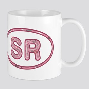 SR Pink Mug