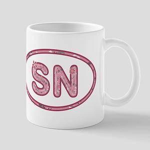 SN Pink Mug