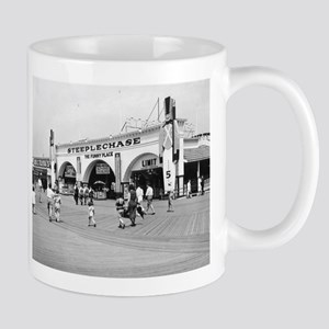 Steeplechase on Coney Island 1826580 Mug