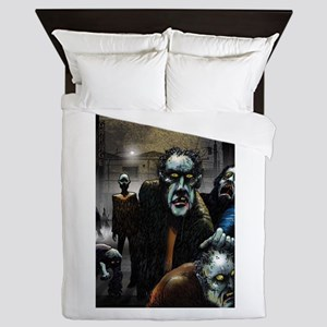 Zombie Party Queen Duvet