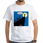 Mission from God White T-Shirt
