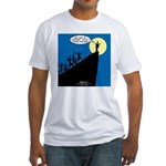 Mission from God Fitted T-Shirt
