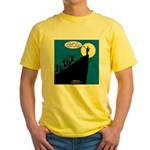 Mission from God Yellow T-Shirt