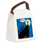 Mission from God Canvas Lunch Bag