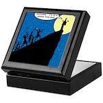 Mission from God Keepsake Box