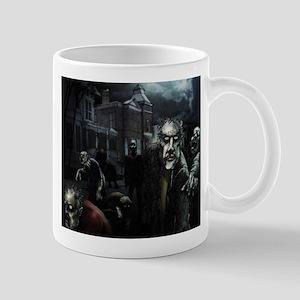 Zombie Party Mug