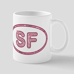 SF Pink Mug