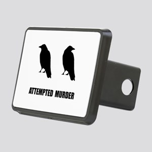 Attempted Murder Of Crows Rectangular Hitch Cover