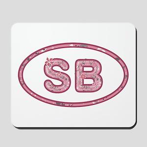 SB Pink Mousepad