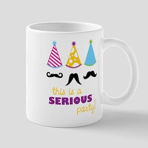 Serious Party Mug