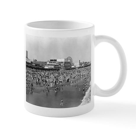 Coney Island Brighton Beach 1826584 Mug