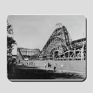 Coney Island Cyclone Roller Coaster 1826587 Mousep
