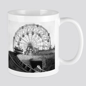 Coney Island Amusement Rides 1826612 Mug