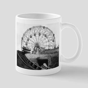 Coney Island Amusement Rides 1826612 Mug