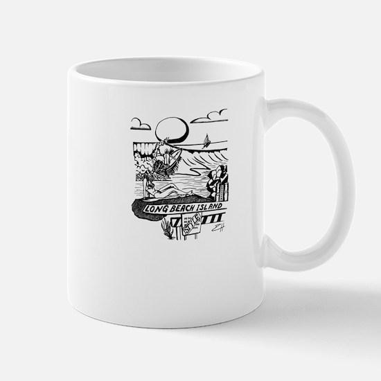 LBI Island Style Mug
