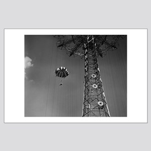 Coney Island Parachute Jump 1673054 Large Poster
