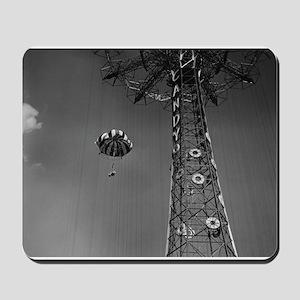 Coney Island Parachute Jump 1673054 Mousepad