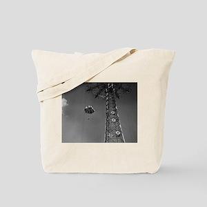 Coney Island Parachute Jump 1673054 Tote Bag