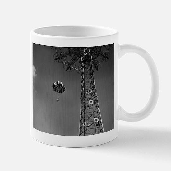 Coney Island Parachute Jump 1673054 Mug