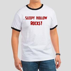 Sleepy Hollow Rocks Ringer T