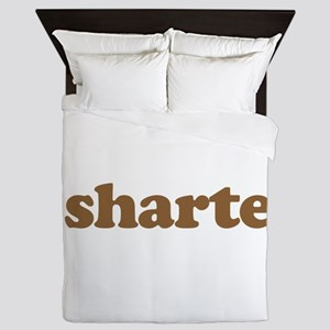 I sharted Queen Duvet