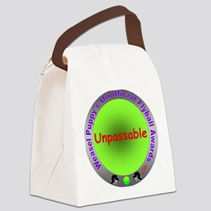 Unpassable Canvas Lunch Bag