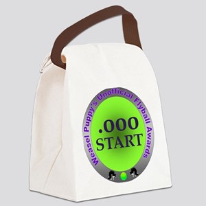 Start Trans Canvas Lunch Bag