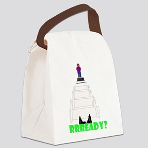4-3-Ready Canvas Lunch Bag