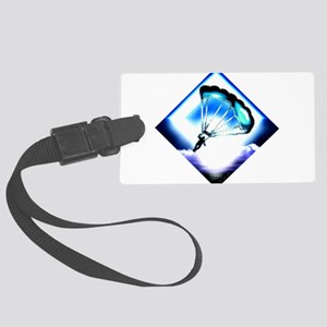 Canopy Ride Large Luggage Tag