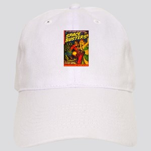 Retro Space Adventure Cap