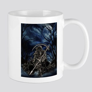 GRIM REAPER AT NIGHT Mug