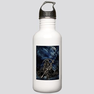 GRIM REAPER AT NIGHT Stainless Water Bottle 1.0L
