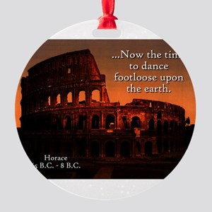 Now The Time - Horace Ornament