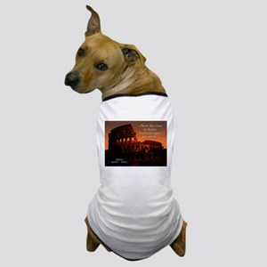 Now The Time - Horace Dog T-Shirt