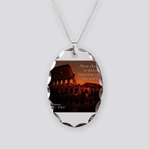 Now The Time - Horace Necklace