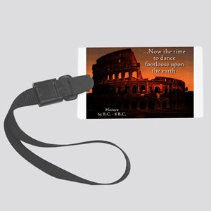 Now The Time - Horace Luggage Tag