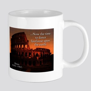 Now The Time - Horace Mugs