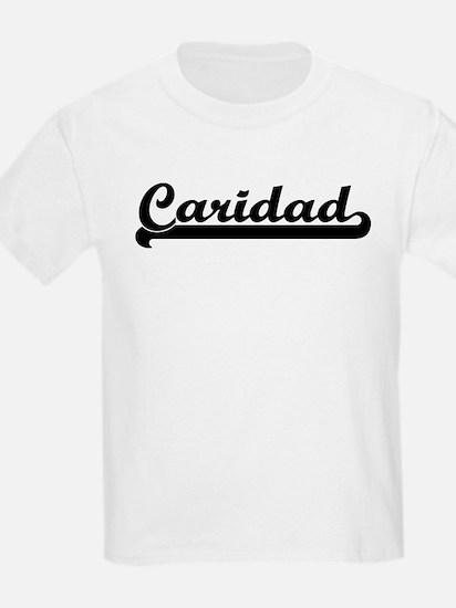 Black jersey: Caridad Kids T-Shirt