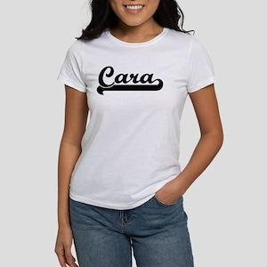 Black jersey: Cara Women's T-Shirt