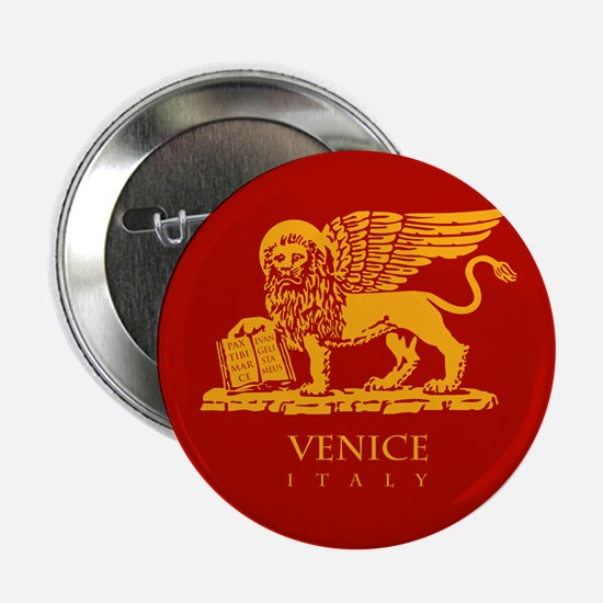 """Venice Flag 2.25"""" Button"""