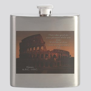 Then Take Good Sir - Horace Flask