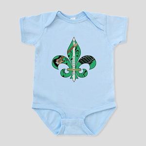 Fleur de Musician Infant Bodysuit