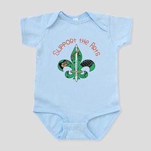 Support The Arts Infant Bodysuit