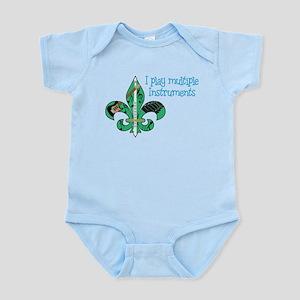 I Play Infant Bodysuit